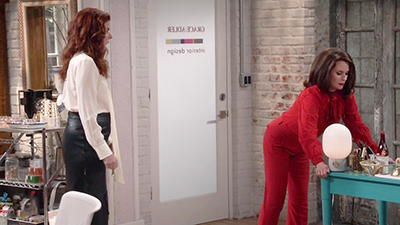 Will & Grace 10x12 : The Pursuit of Happiness- Seriesaddict